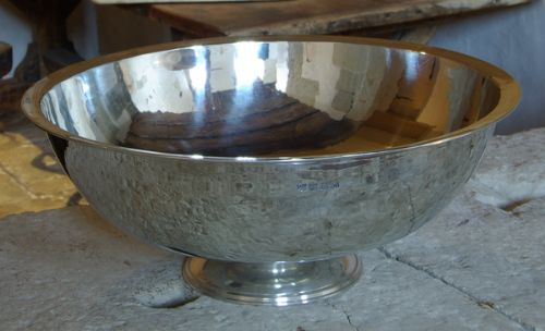 "14"" Footed Bowl"